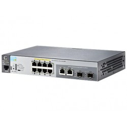 Aruba 2530 8 PoE+ Switch